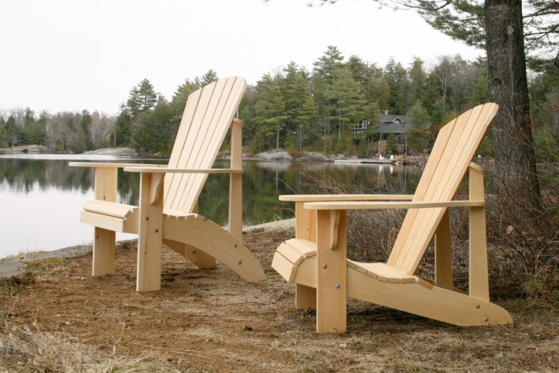 35 Adirondack DIY Chair Plans